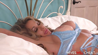 MILF Step Mom Farrah Dahl Has Sex With Stepson Dad Watches