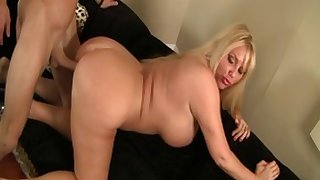 Amazing pornstar Karen Fisher in fabulous big cocks, cunnilingus porn movie