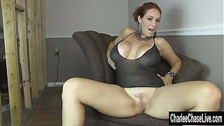 Horny MILF Charlee Chase's Pussy Needs Pleasing
