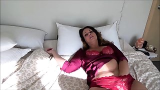 Of age lingerie fetish