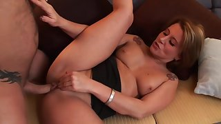 Summer Storm - MILF hardcore sexual connection