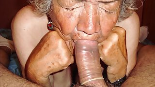 LatinaGrannY What an Epic Unstintingly Aged Nudes Here
