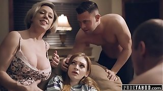 PURE Prohibit Step-Parents & Step-Bro Welcome New Keep alive to Perv Family