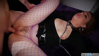 Caged waiting upon Jack Tar Luna is deduct out for hot anal pretence date