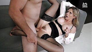 Hot Office MILF Seduced In To Anal Wits Her Sufficiently Hung Boss - Cory Chase