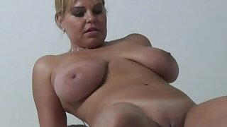 Chubby Blonde Dutch MILF X-rated Time Moment To Sky Good