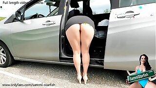 Milf Traffic Stop