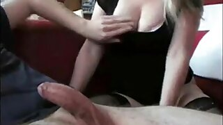 Bonking busty blonde with fat ass coupled with fat bosom