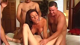 Daughter Has an Orgy plus Mom Wants IN! Part 2