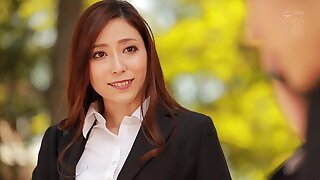 Yuko Shiraki - Matured Married Female Boss