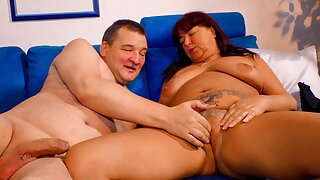 XXX OMAS, German Amateur Wife Has Hard Coition With Cut corners