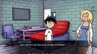 Danny Phantom Amity Park Part 12 Nurse has the curse