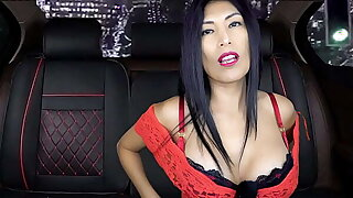 Big-tits  Hot LATINA LadyExoticASMR seduces EX in Fake Taxi-cub