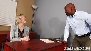 Mature is on one's guard for say no to big dose of BBC at rub-down the office